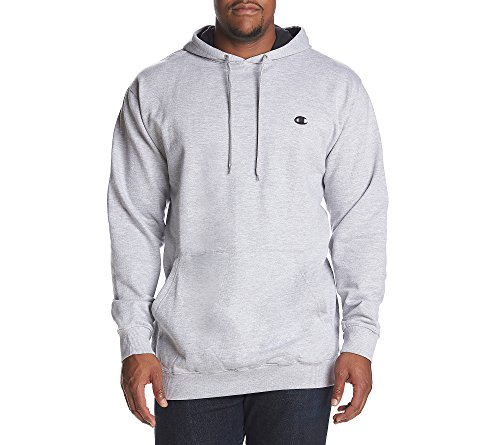 Champion Men's Big and Tall Fleece Pullover Hoodie