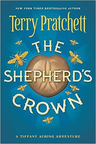275815ad46d Amazon.com: The Shepherd's Crown (Tiffany Aching) (9780062429988 ...