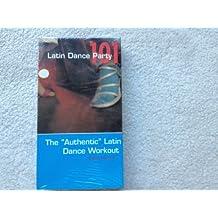 Latin Dance Party 101