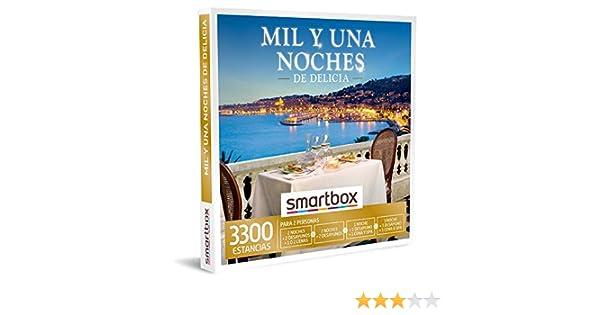 SMARTBOX - Caja Regalo - Mil y una Noches de Delicia - Idea de ...