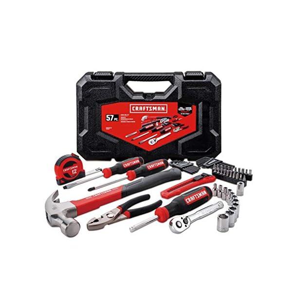 CRAFTSMAN CMMT99446 57PC Mixed Mechanics Tool Set