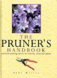 The Pruner's Handbook, John Malins, 0715306049