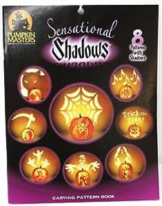 Pumpkin Masters Sensational Shadows Pattern Book