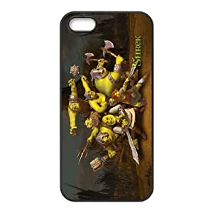 Shrek Forever After Printing iphone 4s Cases,Hard Silicone+PC Material, Case for iPhone 4 4s,Rubber Case Cover