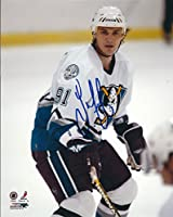 Autographed Sergei Fedorov 8x10 Aanaheim Ducks Photo