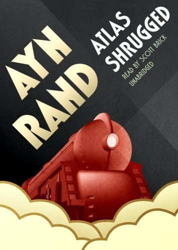 Atlas Shrugged (New Edition) Unabridged Edition by Ayn Rand published by Blackstone Audio, Inc. (2008) Audio CD by Blackstone Audio, Inc.