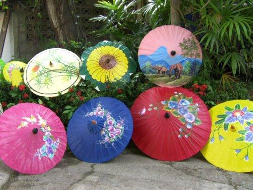 Urn Paper - Paper Umbrellas; Coal; Aircraft Seats; Urns