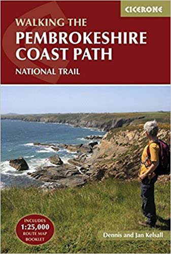 Pembrokeshire Coast Path Guidebook (Cicerone)