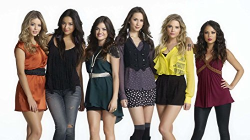 Pretty Little Liars Season 5 (25x14 inch, 62x35 cm) Silk Poster PJ14-F462