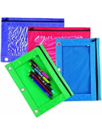 Binder Pouches Shop Amazon Com