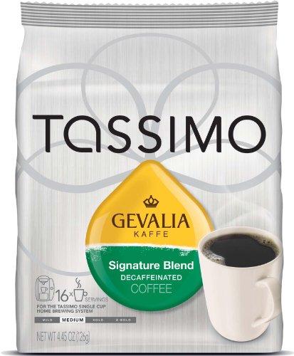 Gevalia Kaffe Signature Blend Decaffeinated Coffee ()