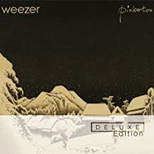 Pinkerton [Deluxe Edition] Original recording remastered Edition by Weezer (2010) Audio CD