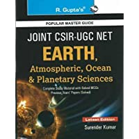 CSIR-UGC NET/JRF Earth, Atmospheric, Ocean and Planetary Sciences Exam Guide