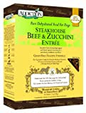 Addiction Pet Foods Steakhouse Beef and Zucchini Entree Dog Food, 2-Pound, My Pet Supplies