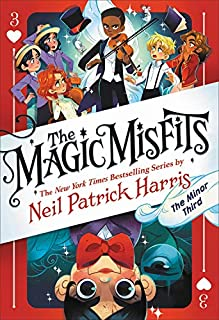 Book Cover: The Magic Misfits: The Minor Third