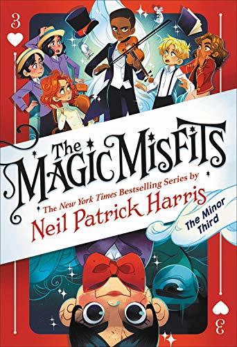 The Magic Misfits: The Minor -