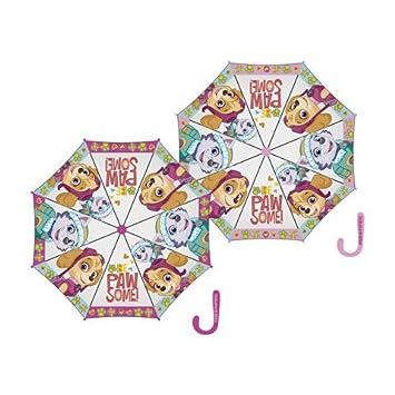 Paraguas burbuja Patrulla Canina