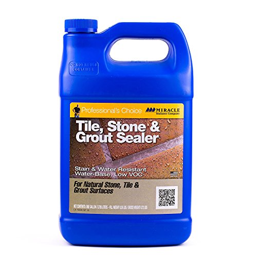 Miracle Sealants TSS QT SG Tile/Stone and Grout Economical Sealer, 1 quart Bottle (Sealers Patio)