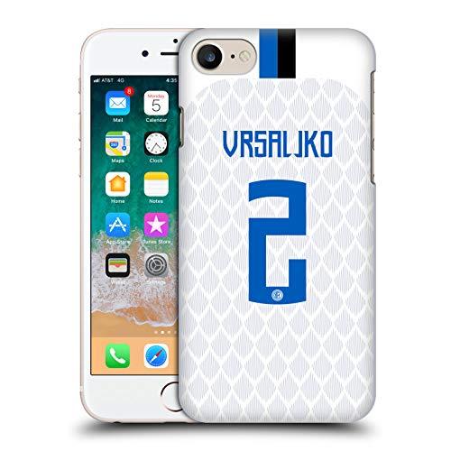 - Official Inter Milan Sime Vrsaljko 2018/19 Players Away Kit Group 1 Hard Back Case for iPhone 7 / iPhone 8