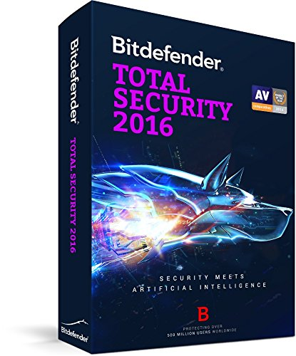Bitdefender Total Security 2016 1Year product image