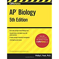 CliffsNotes Ap Biology, 5th Edition