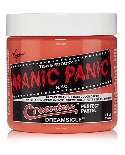 Manic Panic Dreamsicle Pastel Orange Hair -