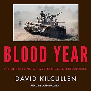 Blood Year Audiobook