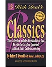 Rich Dad Poor Dad Classics - 3 Copy Boxed Set