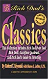 img - for Rich Dad Poor Dad Classics - Boxed Set (Rich Dad Poor Dad; Rich Dad's Cashflow Quadrant, and Rich Dad's Guide to Investing) book / textbook / text book