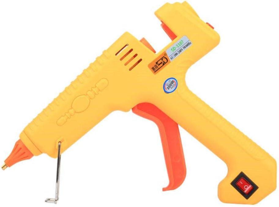 10 b/âton de colle /à haute viscosit/é Pistolet /à colle de haute qualit/é de qualit/é industrielle 300W pistolet /à colle thermofusible automatique de haute puissance 100W pistolet /à colle