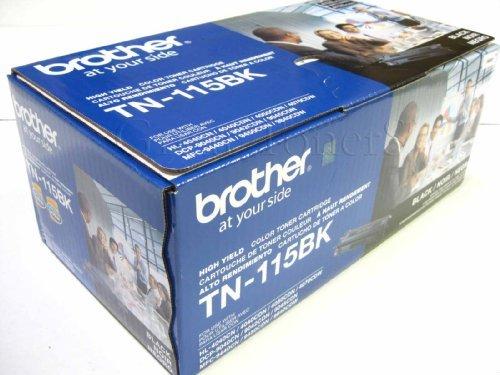 Gts Value Combo - GTS Value Combo: Brother Brand New Genuine OEM TN115 Black Toner Cartridge, F...