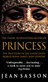 Front cover for the book Princess by Jean Sasson