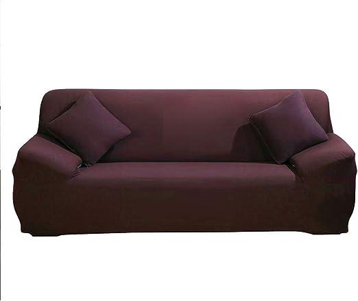 Funda protectora y elástica para sillón o para sofá de hasta 4 ...