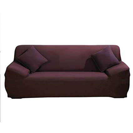 Flexible Stretch Slipcover Non-slip Chair Loveseat Sofa Cover Big Elasticity Cushion Sofa Case Anti-dust Sofa Protection Cover Table & Sofa Linens