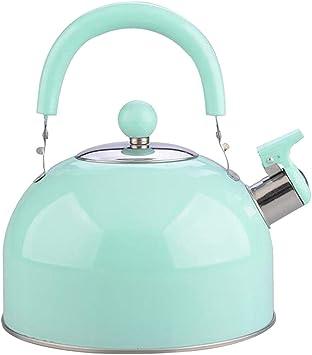 joyMerit Whistling Tea Kettle Kitchen Restaurant Teteras De Acero Inoxidable Stovetops