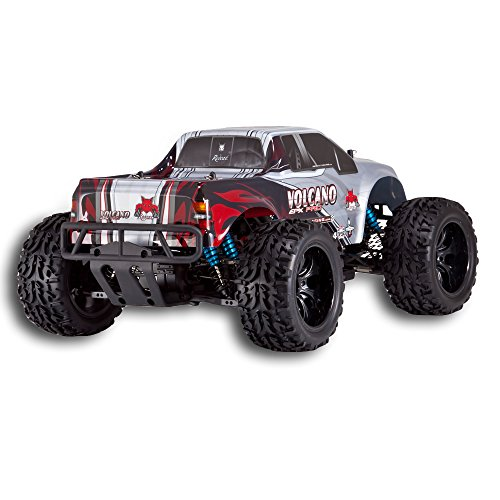 Volcano EPX Pro 1/10 Scale Brushless Truck Silver by Redcat Racing (Image #1)