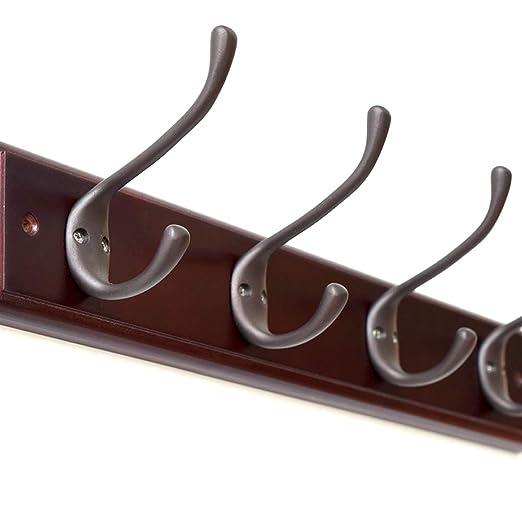 Amazon.com: Gaoyu - Perchero con ganchos para colgar en la ...