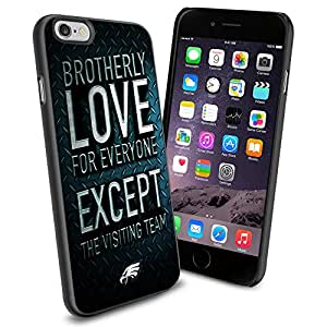 Philadelphia Eagles NFL Iphone 6 Silicone Skin Case Rubber Iphone 6 Case Cover