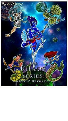 Oceanus Series (The Khaos Series - Khaos' Betrayal)