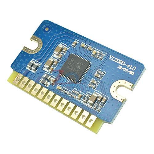 20W Class D Digital Amplifier Board 12V-24V Mini Amplifier Module YL2020-20W