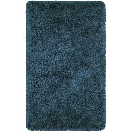 "Better Homes & Gardens Thick and Plush Nylon Bath Rug Collection, 30""x46"", Corsair from Maples Industries Inc."