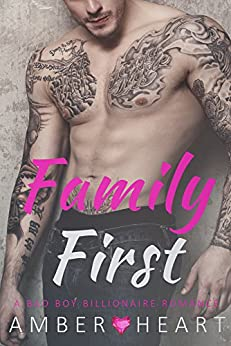 Family First Bad Billionaire Romance ebook