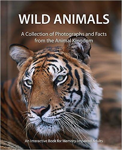 wild animals book cover