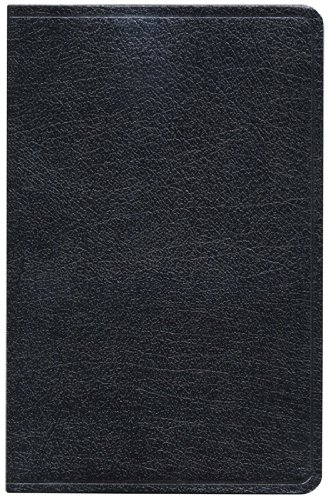 Ultrathin Reference Bible Bonded Leather