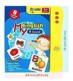 Boxiki kids ABC Sound Book for Children English