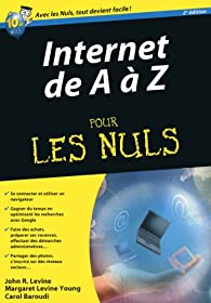 Internet 2e de A a Z mégapoche pour les nuls par John R. Levine