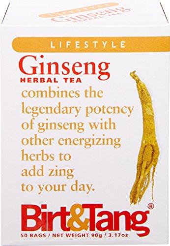 Birt & Tang Ginseng Herbal Tea 50bag