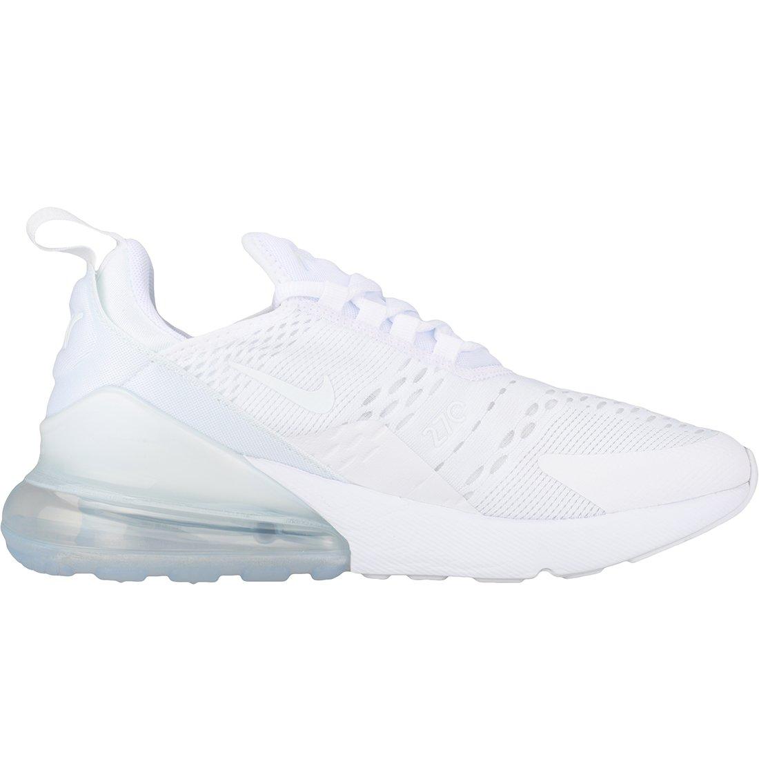 Nike Wmns Air Max 270 Flyknit AH6803002 Farbe: Weiß Grau