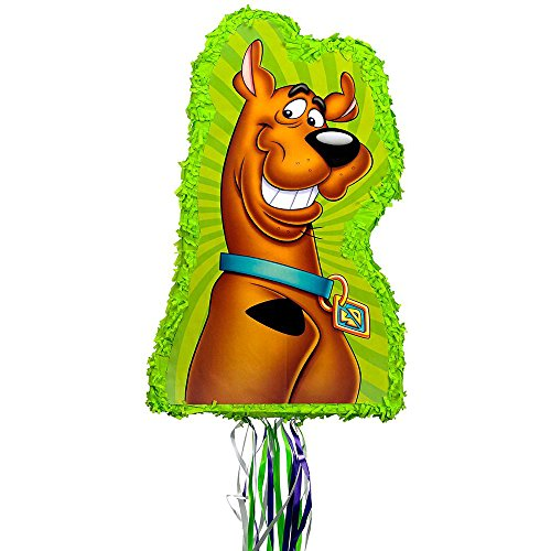 Scooby Doo Birthday Pinata -