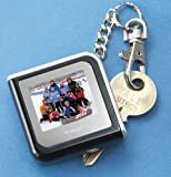 Tao 89862 1.4-Inch Square Digital Picture Keychain (Black)
